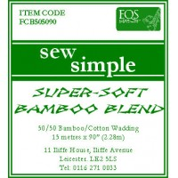 Sew Simple Super Soft Bamboo Blend