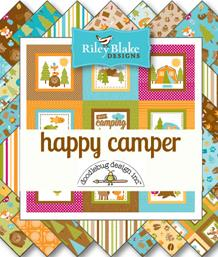 Happy Camper by Riley Blake Designs