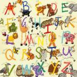 ANIMAL ALPHABET-BTXAA1