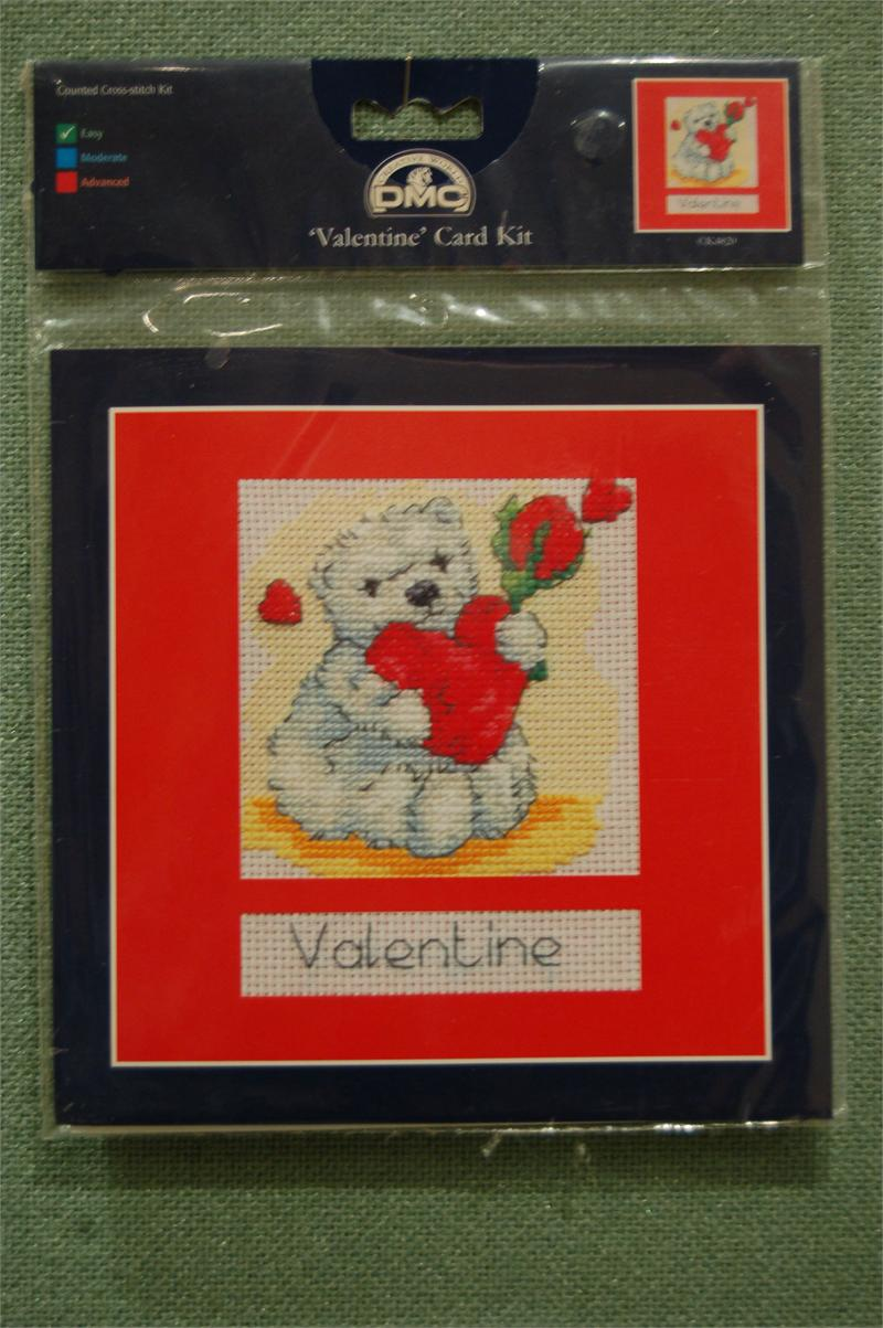 Valentine  Card Kit      K4820