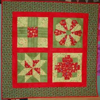 Beginner's Patchwork & Quilting Course