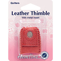 LEATHER THIMBLE - H225