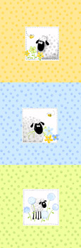 LEWE THE EWE CUSHION PANEL, SB20045-710
