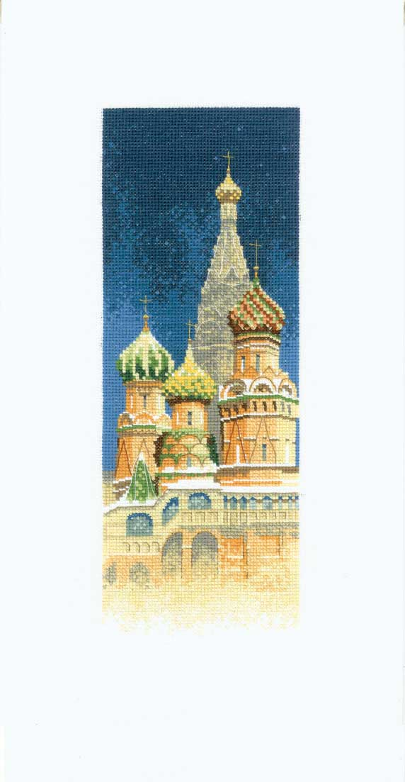ST. BASIL'S CATHEDRAL - JCSB581