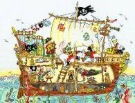 PIRATE SHIP-XTC7