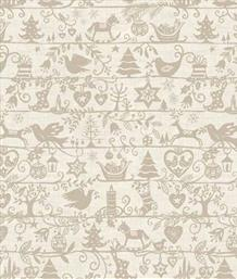 Scandi Christmas, Silhouettes Taupe