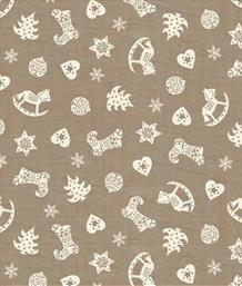 Scandi Christmas, Scatter Taupe