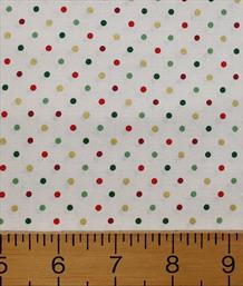 Multi Dot, Cream