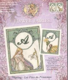 Flower Fairies™ - Spring, The Snowdrop Fairy & The Primrose Fairy