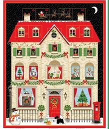House Advent Panel