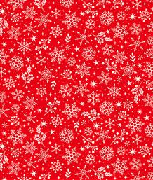 Snowflake, Red