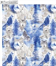 Winter Wolves, Ice Blue