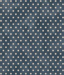 Large Dot, Blue