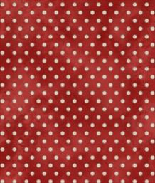 Large Dot, Red