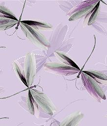 Dragonfly Dream Lilac
