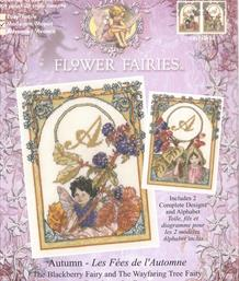Flower Fairies™ - Autumn The Blackberry Fairy & The Wayfaring Tree Fairy