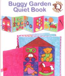 Buggy Garden Quiet Book