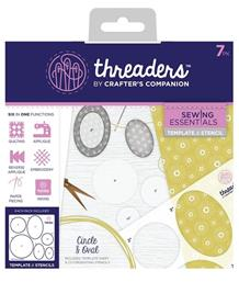 Template & Stencil - Circle & Oval