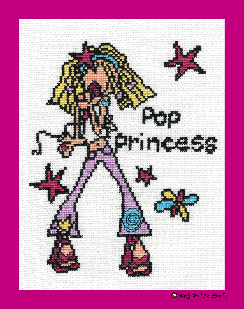Pop Princess K5391